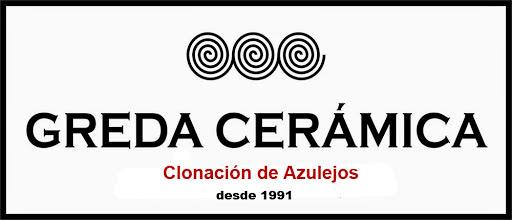 Greda Cerámica, Réplica de Azulejos